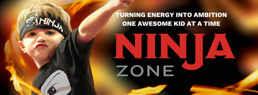 Ninja Zone is coming to The Fire House Gym!